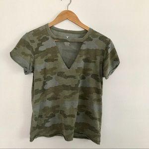 Camp Short Sleeve Top